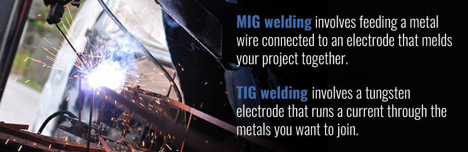 Mig Vs Tig Welding Which Is Right For Me