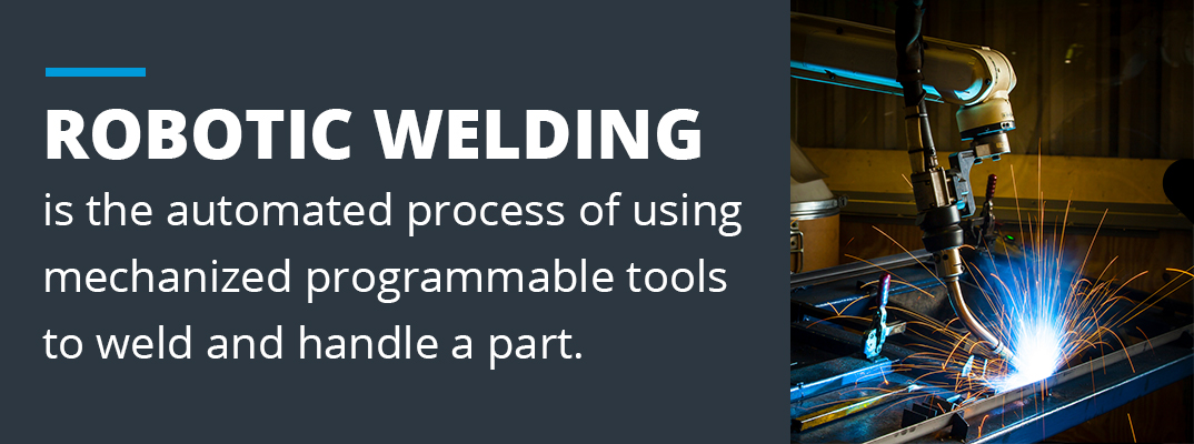 Complete Guide to Robotic Welding | Fairlawn Tool, Inc