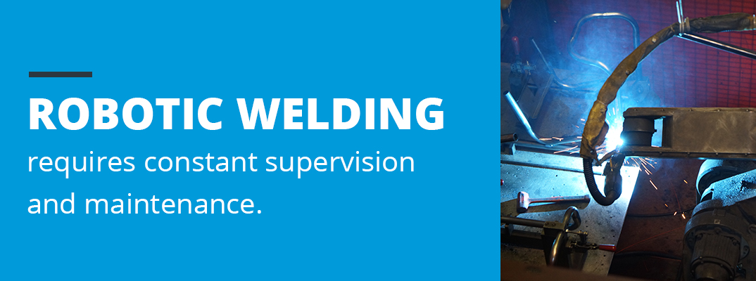 Robotic Welding Safety | Fairlawn Tool, Inc.