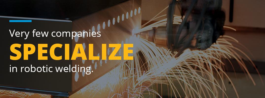 Robotic Welding Specialists | Fairlawn Tool, Inc.